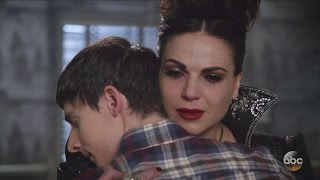 Once Upon A Time 6x14  Evil Queen Says Sorry  to Snow - Henry Calls EQ Mom  Season 6 Episode 14