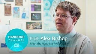 Meet the Handong Professors 01 - Alex Bishop