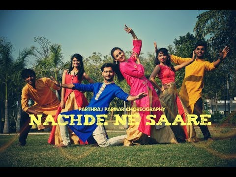 Nachde Ne Saare Dance Choreography by Parthraj Parmar | Baar Baar Dekho Movie