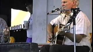 Doc Watson & Jack Lawrence - East Tennessee Rag/Beaumont Rag - 1994 Winterhawk