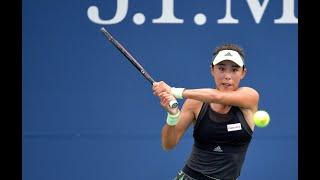 Fiona Ferro vs. Qiang Wang  | US Open 2019 R3 Highlights