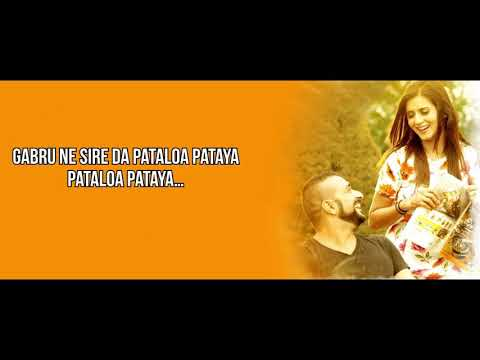 Gabru: Surmeet (Lyrical Song) Jay K | Dalvir Sarobad | Shubh Karman | New Punjabi Song | Naampreet |