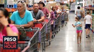 Florida prepares for 'major' Hurricane Dorian, but trajectory remains uncertain