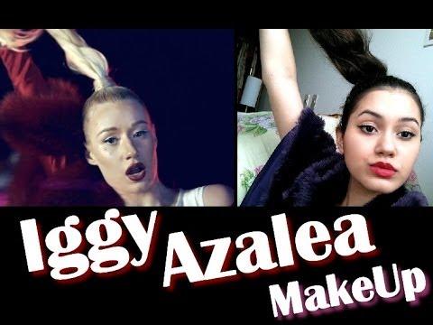 iggy azalea change your life makeup - photo #10