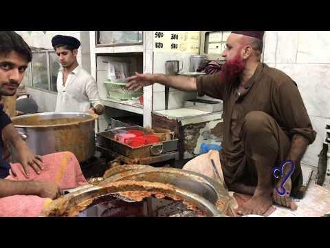 Zahid Nihari | Street food of karachi, pakistan 🇵🇰