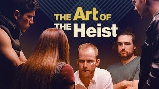 THE ART OF THE HEIST | Chris & Jack