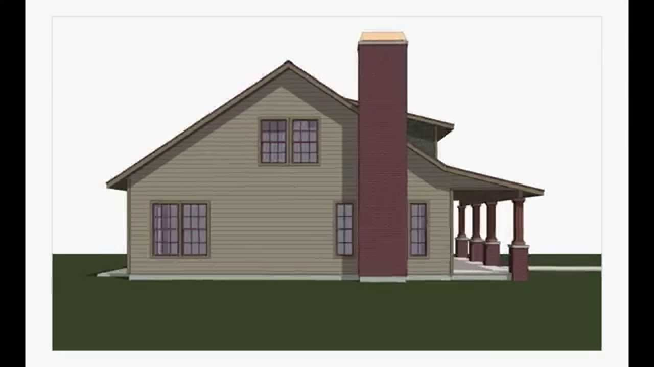 360 view movie house plan 10122 youtube for House 360 view