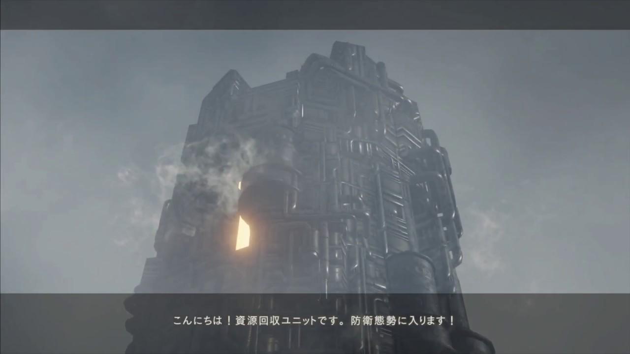 「ニーアオートマタ 9S 魂の箱」の画像検索結果