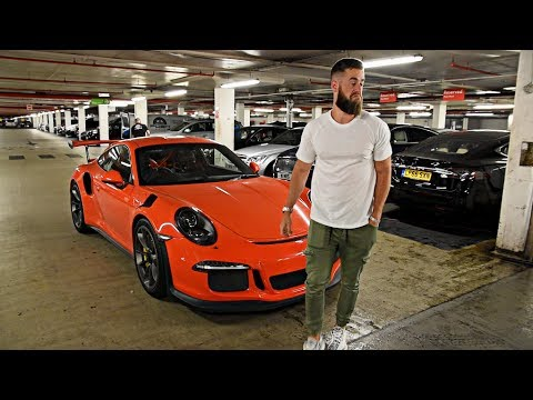 How NOT To Drive A Porsche GT3 RS In London!!