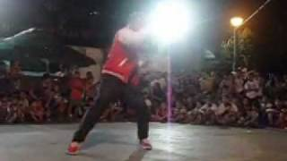 DOUGIE BATTLE in P. Guevarra Tondo, Manila