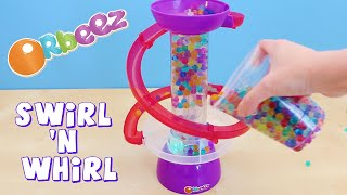 Orbeez Swirl N Whirl Light Up Playset Toy Review and Unboxing