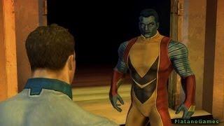 X-Men: Destiny - Mission Chapter 4: Mutant Rescue - Walkthrough - Part 14 - HD