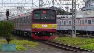 旧JR東日本205系ハエ22編成 | KRL Eks-JR East Seri 205 Set HaE 22
