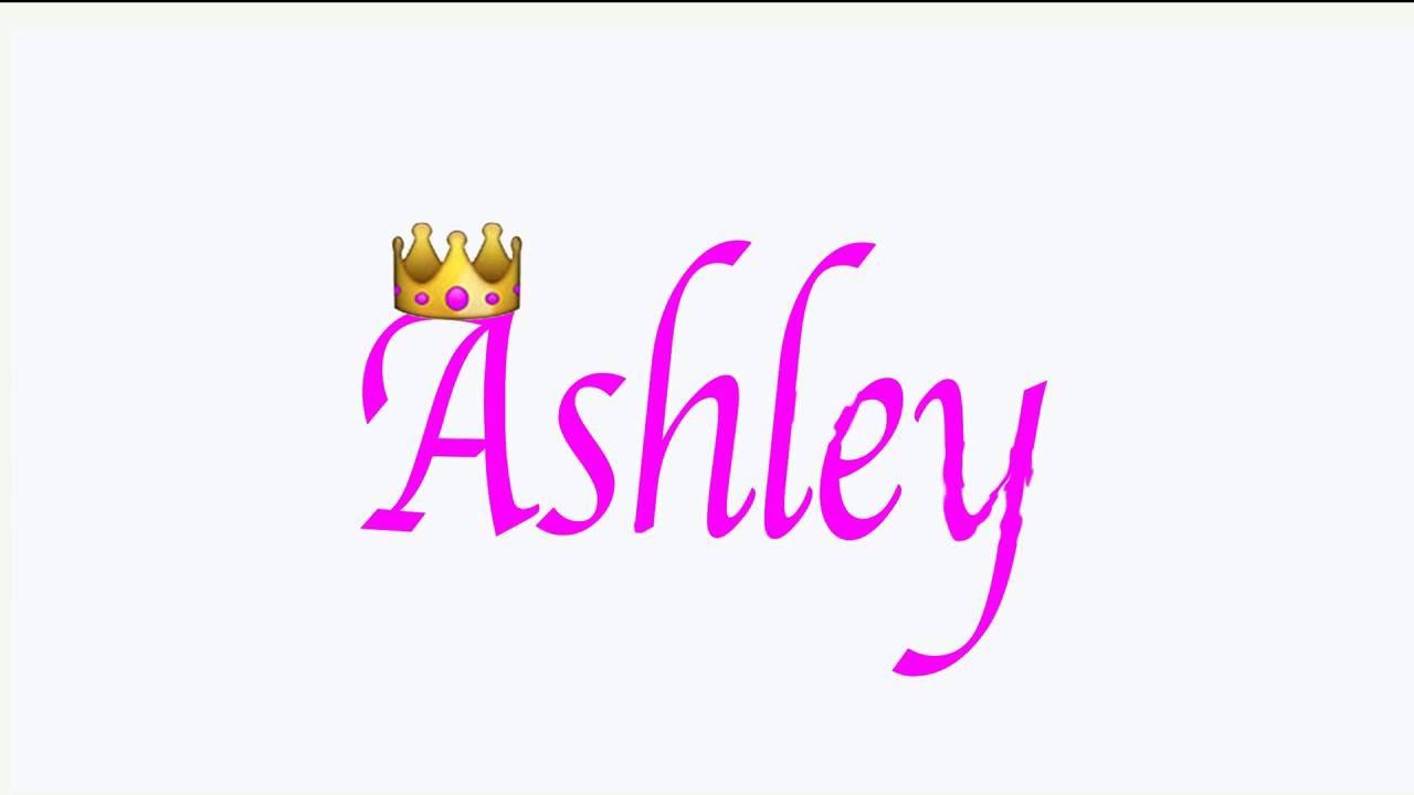 Nickname for ashley