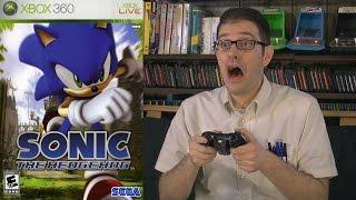Sonic the Hedgehog 2006 (Xbox 360) - Angry Video Game Nerd: Episode 145 (rus vo - MechaShadowVO)
