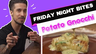 How to Make Potato and Ricotta Gnocchi