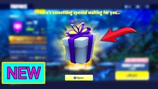 How to *GIFT* Skins in Fortnite! (NEW GIFTING SYSTEM)