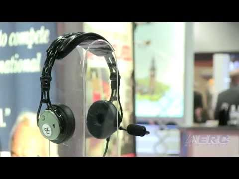 e188286af36 Aero-TV: DC PRO-X Bluetooth Headset - Very Lightweight/Comfy Noise  Attenuation - YouTube