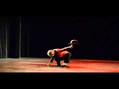 Cie de Butoh Human Dance / Creation Chaplin / Françoise Jasmin