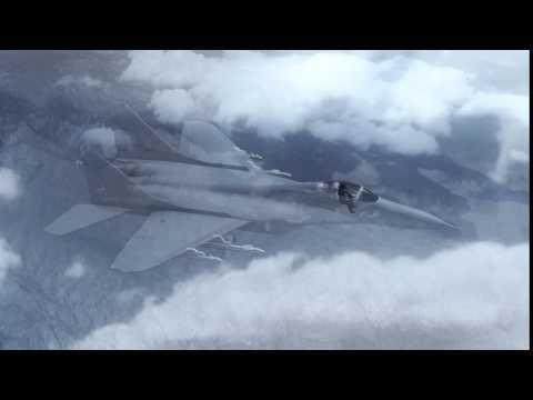 Wonder Woman Invisible Jet Test 2