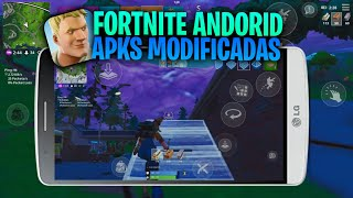 *FOR FIN* FORTNITE MOBILE FOR ANDROID MODIFIED FOR MORE CELL PHONES / DOWNLOAD APK MOD FORTNITE