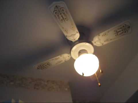 Late 1980s Nadair 90 cm (36'') Ceiling Fan