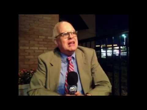 Webster Tarpley interviewed by Alex Jones @ OccupyBilderberg 2012