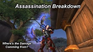 Assassination Breakdown - So, Much, DAMAGE - [Warlords of Draenor Rogue PvP] [Sativ]