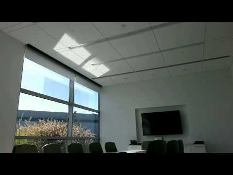 SerraGlaze® Daylight Redirecting Film