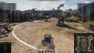 Провинция  9 фрагов на AMX 13 75