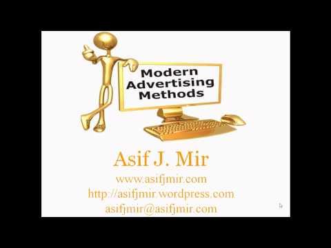 Strategic Advertising Goals