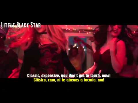 Iggy Azalea   Fancy Ft  Charly XCX Official Video Letra Espaol   Lyrics English