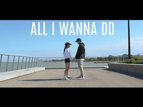 ALL I WANNA DO - JAY PARK [KFunStage JAY PARK live in Malaysia 2017 Dance Cover Contest]