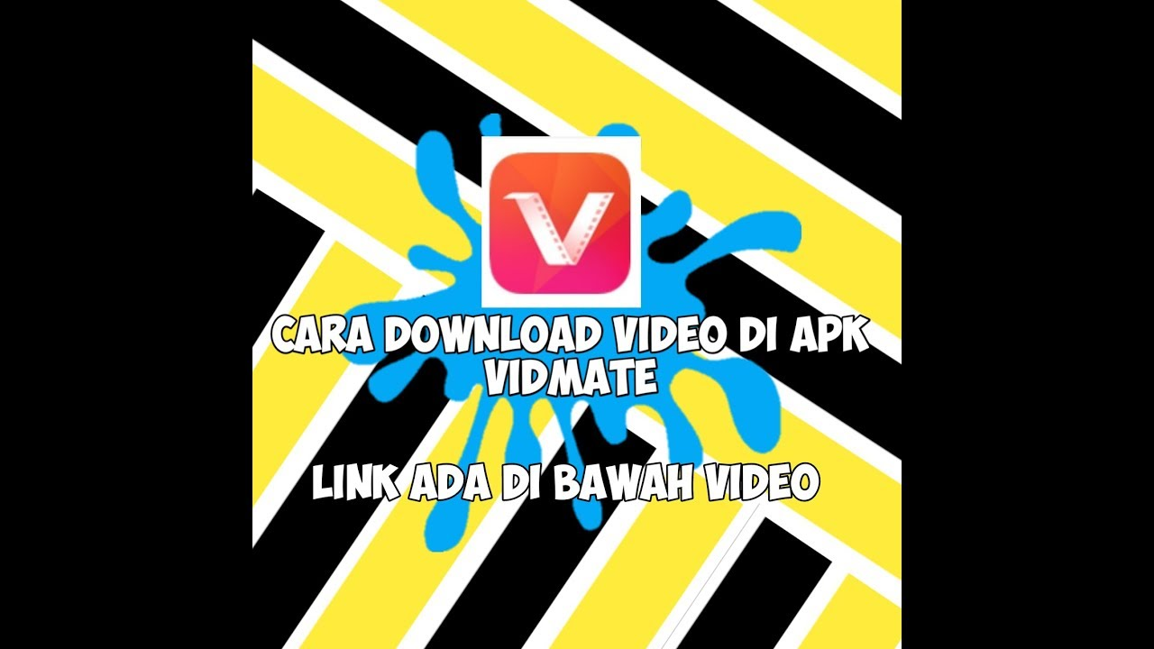 Cara download video di apk vidmate  #Smartphone #Android