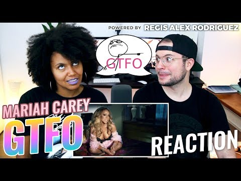 Mariah Carey - GTFO | REACTION