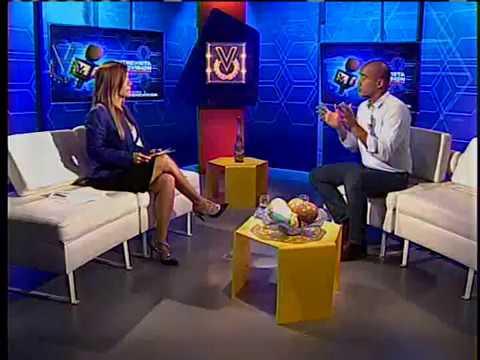 Entrevista Venevisión: Héctor Rodríguez, gobernador electo de Miranda