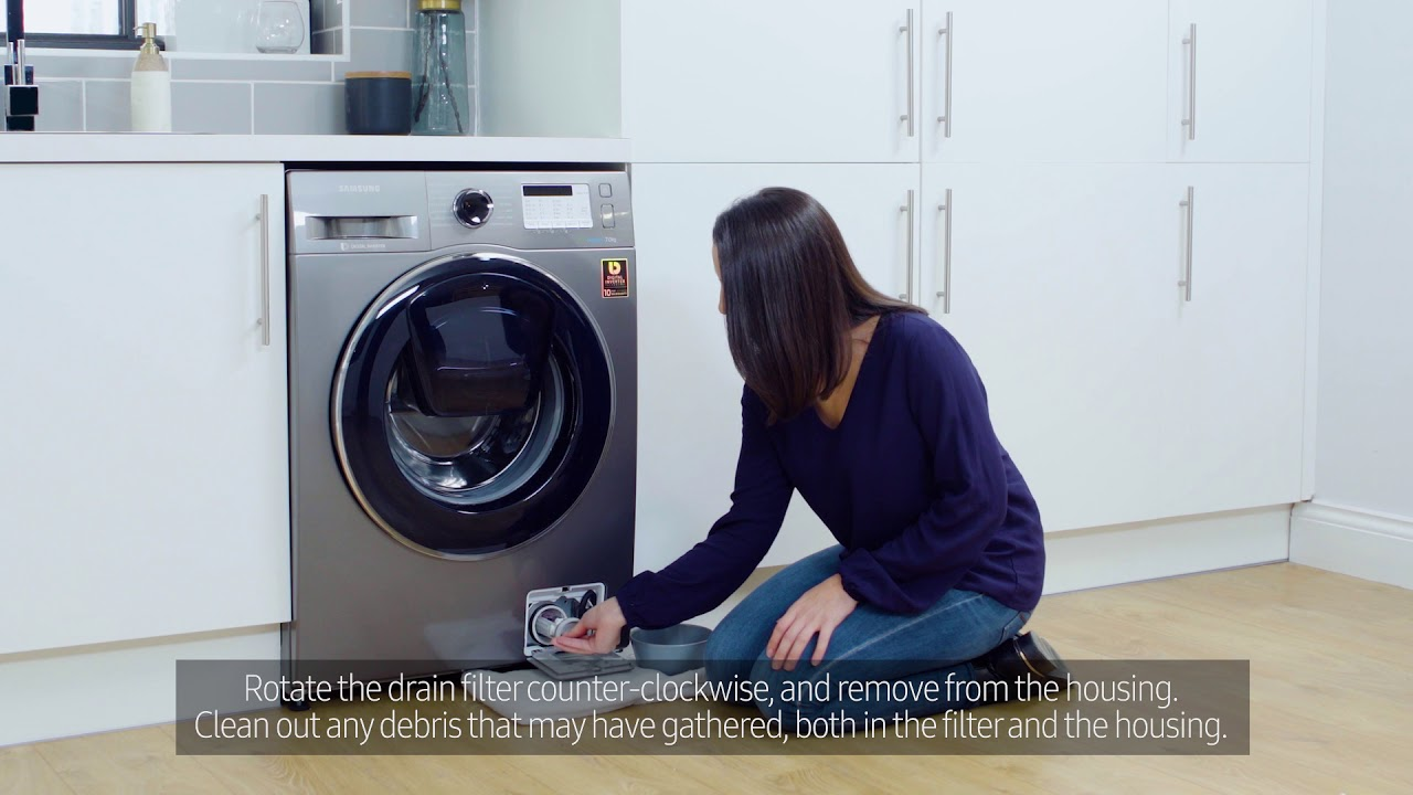 Washing Machine Maintenance: tips to keep your machine
