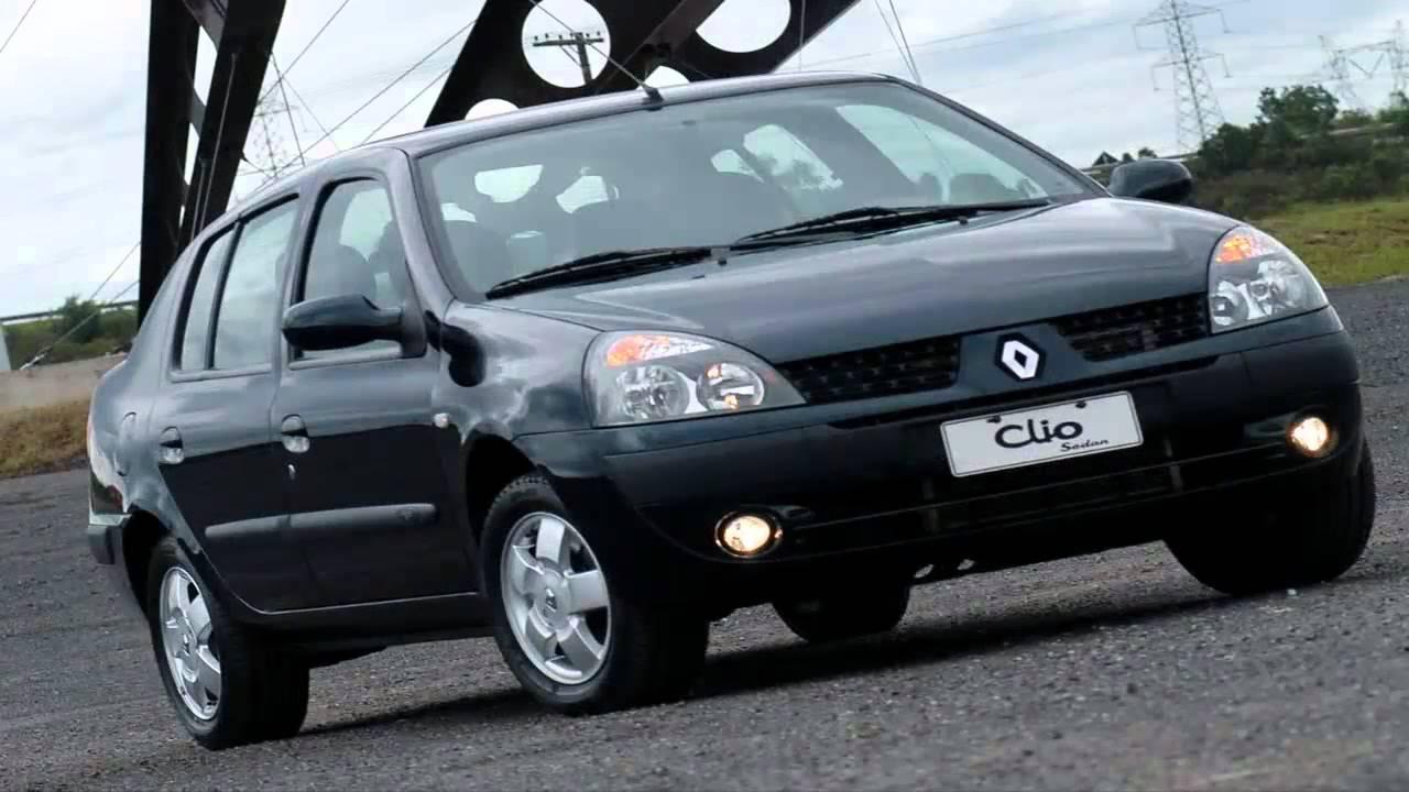Renault Clio Sedan Privilege Youtube