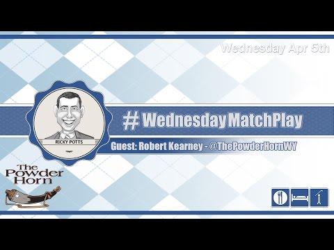#WednesdayMatchPlay with Robert Kearney, The Powder Horn Golf Club | Episode No. 053