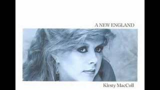 Kirsty MacColl With Billy Bragg - A New England