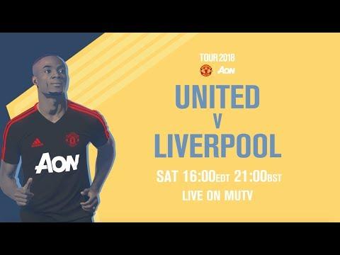Manchester United v Liverpool LIVE on MUTV today, KO 22:00 BST