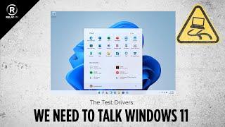 #36: We Need To Talk Windows 11