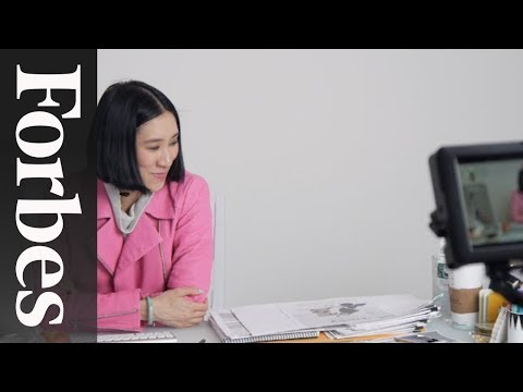 A Day With Eva Chen: Condé Nast's Youngest Editor-In-Chief | Forbes