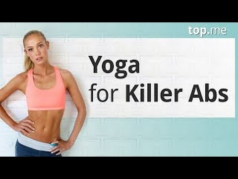 15 Minute Yoga Abs Workout for Killer Abs