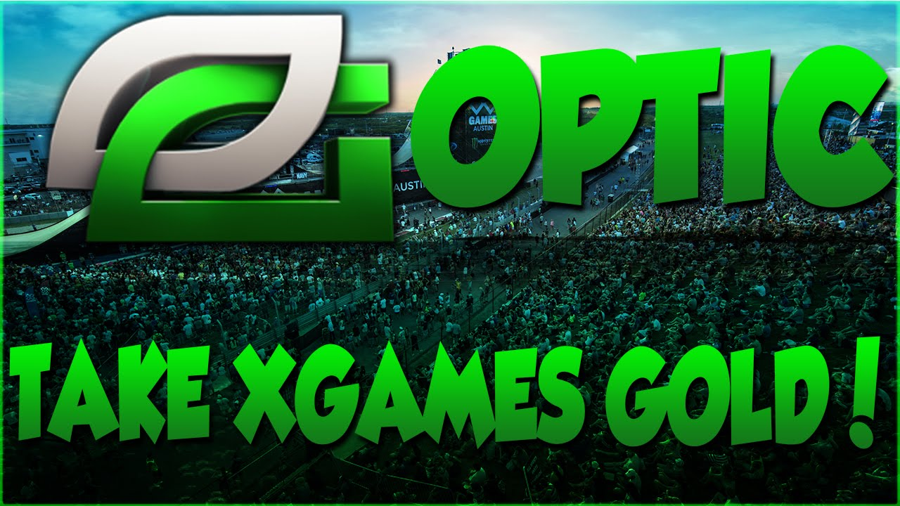 Optic Gaming Wins X GAMES GOLD 2015! - YouTube