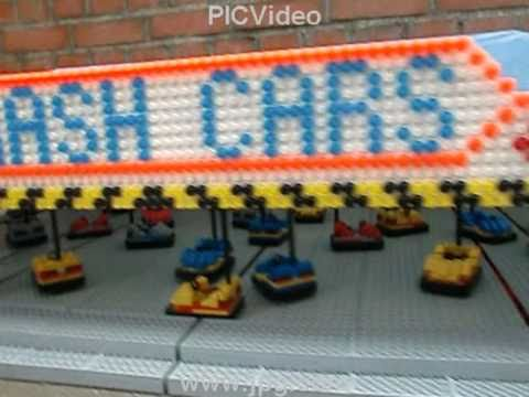 Lego Autoscooter Crash Cars YouTube