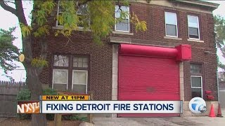 Detroit Fire Department getting upgraded technology after