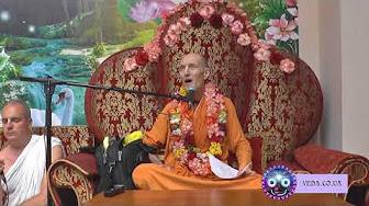 Бхагавад Гита 5.23 - Бхакти Викаша Свами