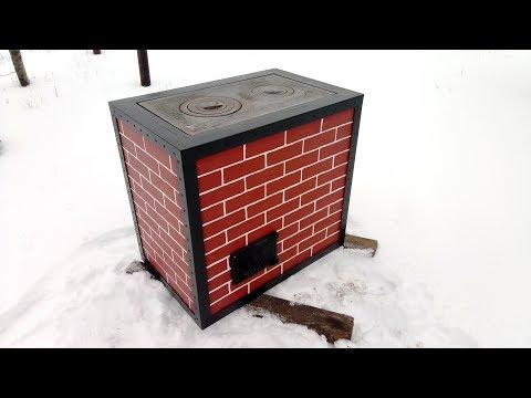 Печь твёрдотопливная | Solid fuel furnace