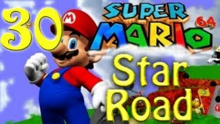 Super Mario Star Road - Let